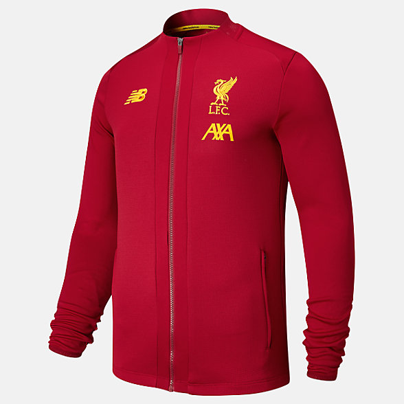 NB Liverpool FC Game Jacket, MJ931002RDP