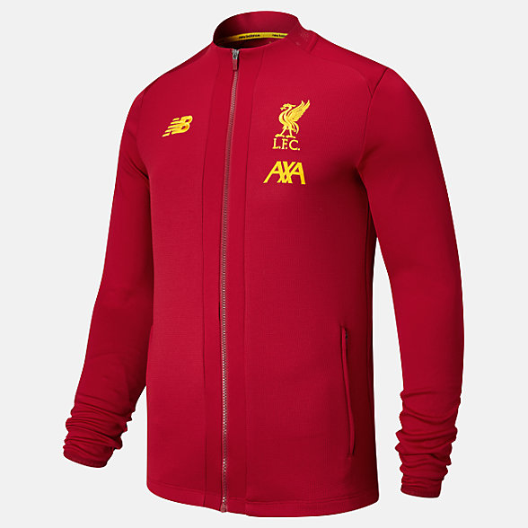 New Balance Liverpool FC Game Jacket, MJ931002RDP