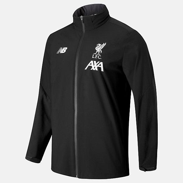 New Balance Liverpool FC Base Storm Jacket, MJ931010PHM