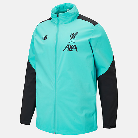 NB Liverpool FC Base Storm Jacket, MJ931010TDP