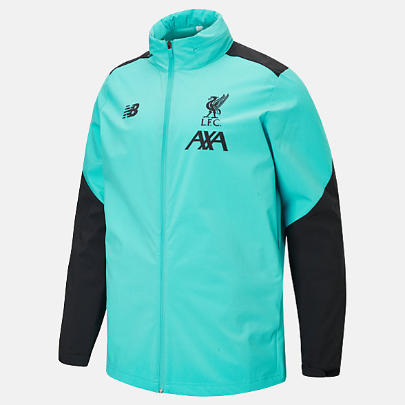NB Veste Liverpool FC Base Storm, MJ931010TDP