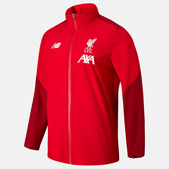 New Balance Liverpool FC Base Storm Jacket, MJ931010TRE