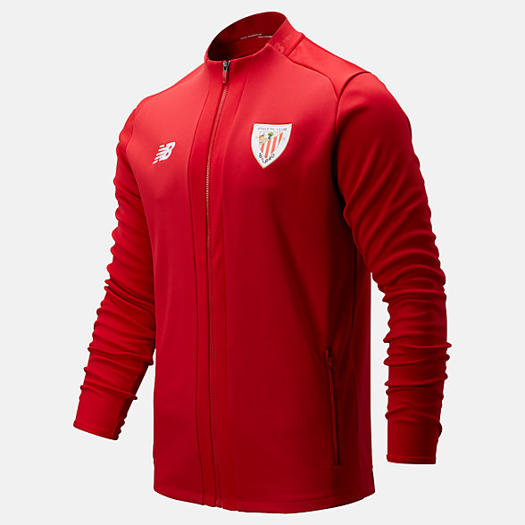 NB Athletic Club Game Jacket, MJ931212TRE