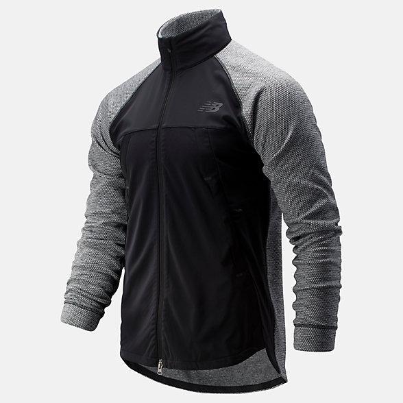 New Balance Fortitech Jacket, MJ93140BK