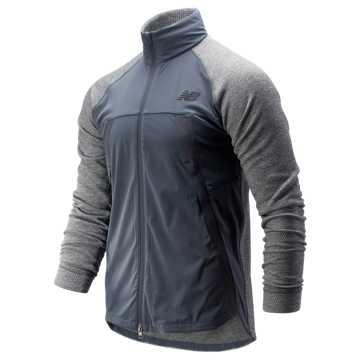 New Balance Fortitech Jacket, Lead