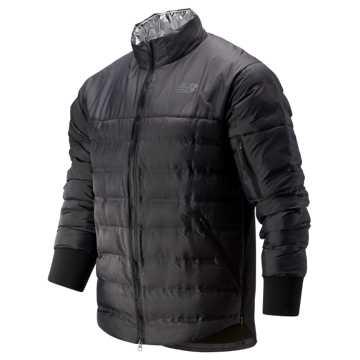 New Balance NB Radiant Heat Jacket, Black