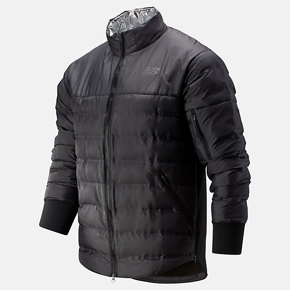 New Balance NB Radiant Heat Jacket, MJ93215BK