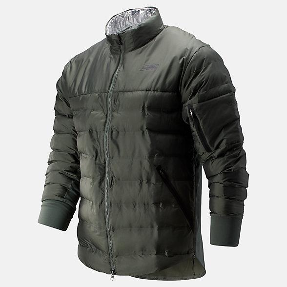 New Balance NB Radiant Heat Jacket, MJ93215SLG
