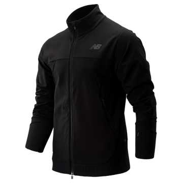 New Balance Q Speed Winterwatch Jacket, Black