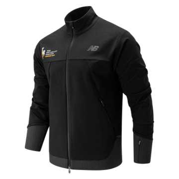 New Balance NYC Marathon Q Speed Winterwatch Jacket, Black