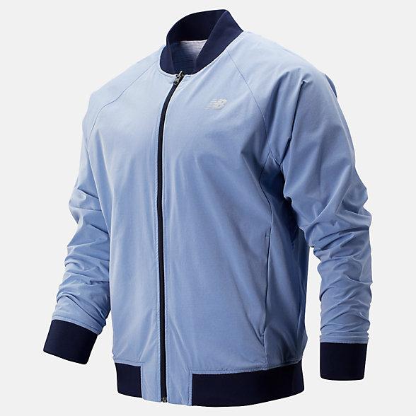 New Balance Slambray Reversible Jacket, MJ93417SLY
