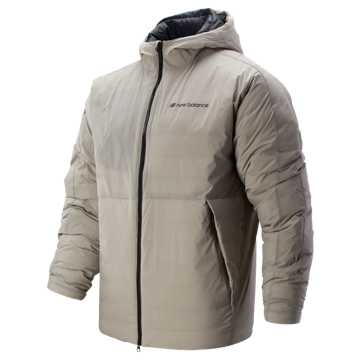 New Balance Sport Style Heatdown S Jacket, Warm Alpaca