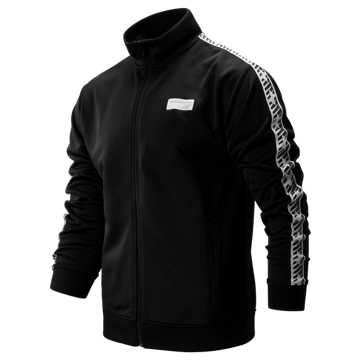 New Balance NB Athletics Classic Track Jacket, Black