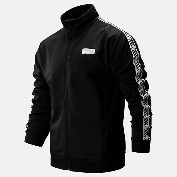 NB NB Athletics Classic Track Jacket, MJ93514BK
