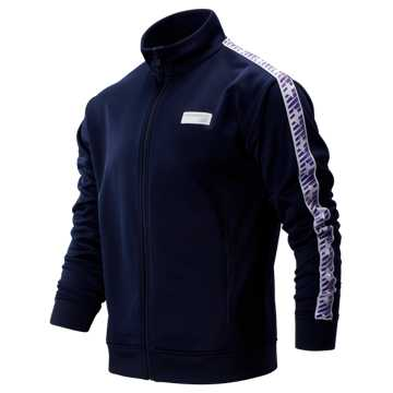 New Balance NB Athletics Classic Track Jacket, Pigment