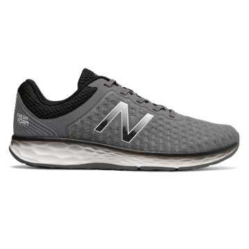 New Balance Fresh Foam Kaymin, Castlerock with Black & White