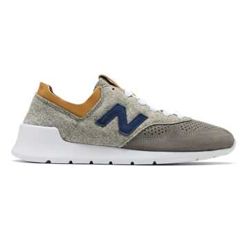 New Balance 1978 Made in US, Grey with Tan