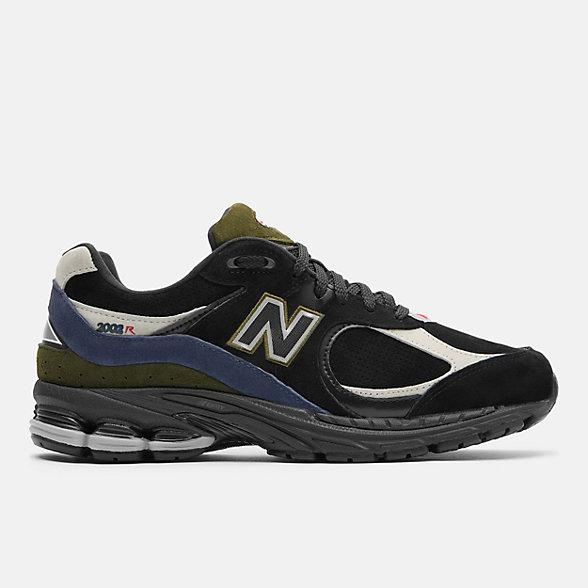 New Balance CNY中国年系列2002R男女同款复古休闲鞋, ML2002R9