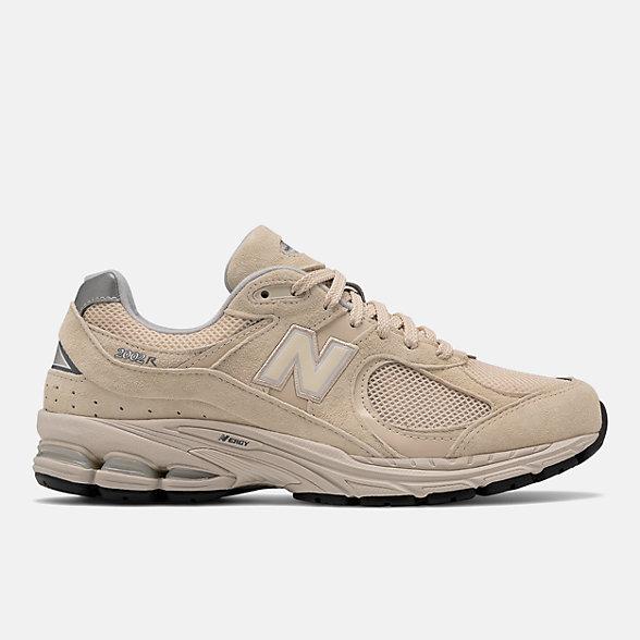 New Balance 2002R系列男女同款复古休闲鞋, ML2002RE