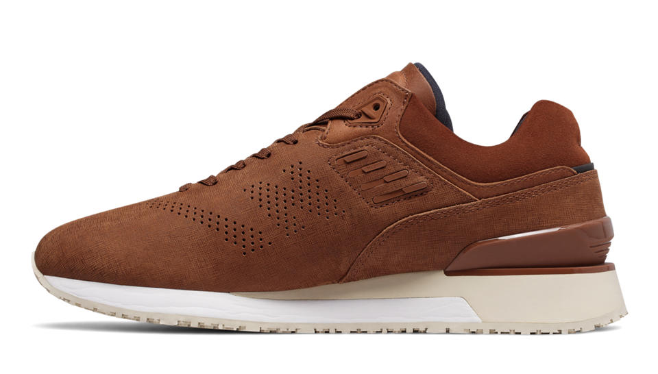 new balance deconstructed. new balance 2017 deconstructed, brown with white deconstructed