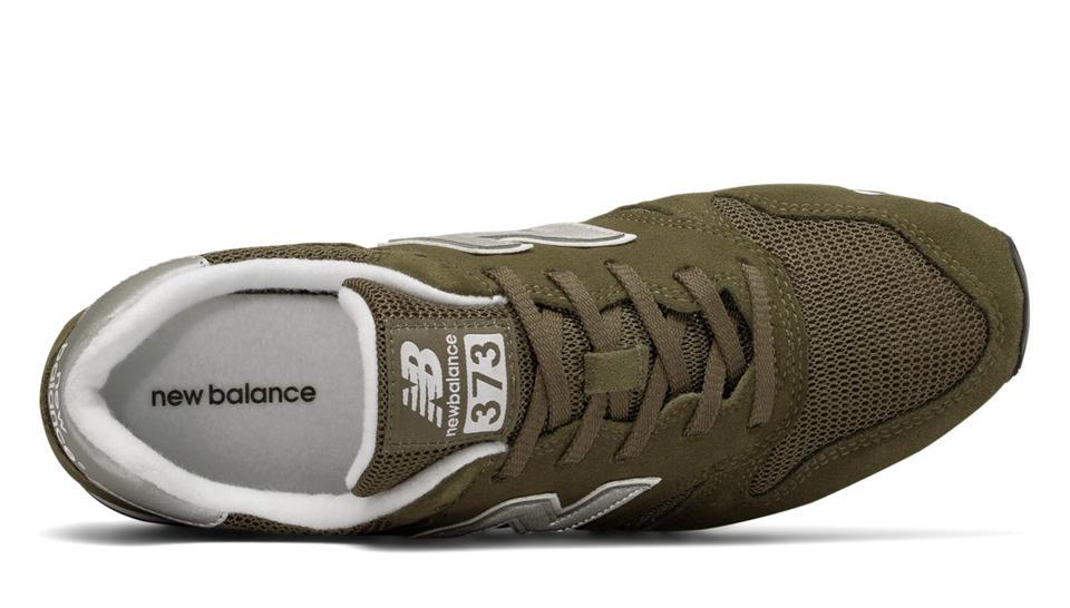 373 new balance olive