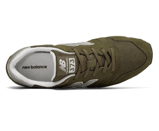 new balance 373 hombre olive