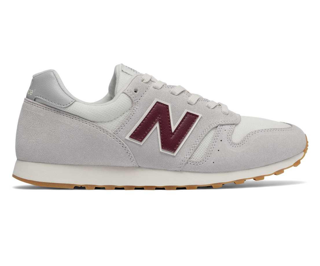 New Balance Ml373 Running Classic Uomo Off White Scarpe da Ginnastica 8 UK