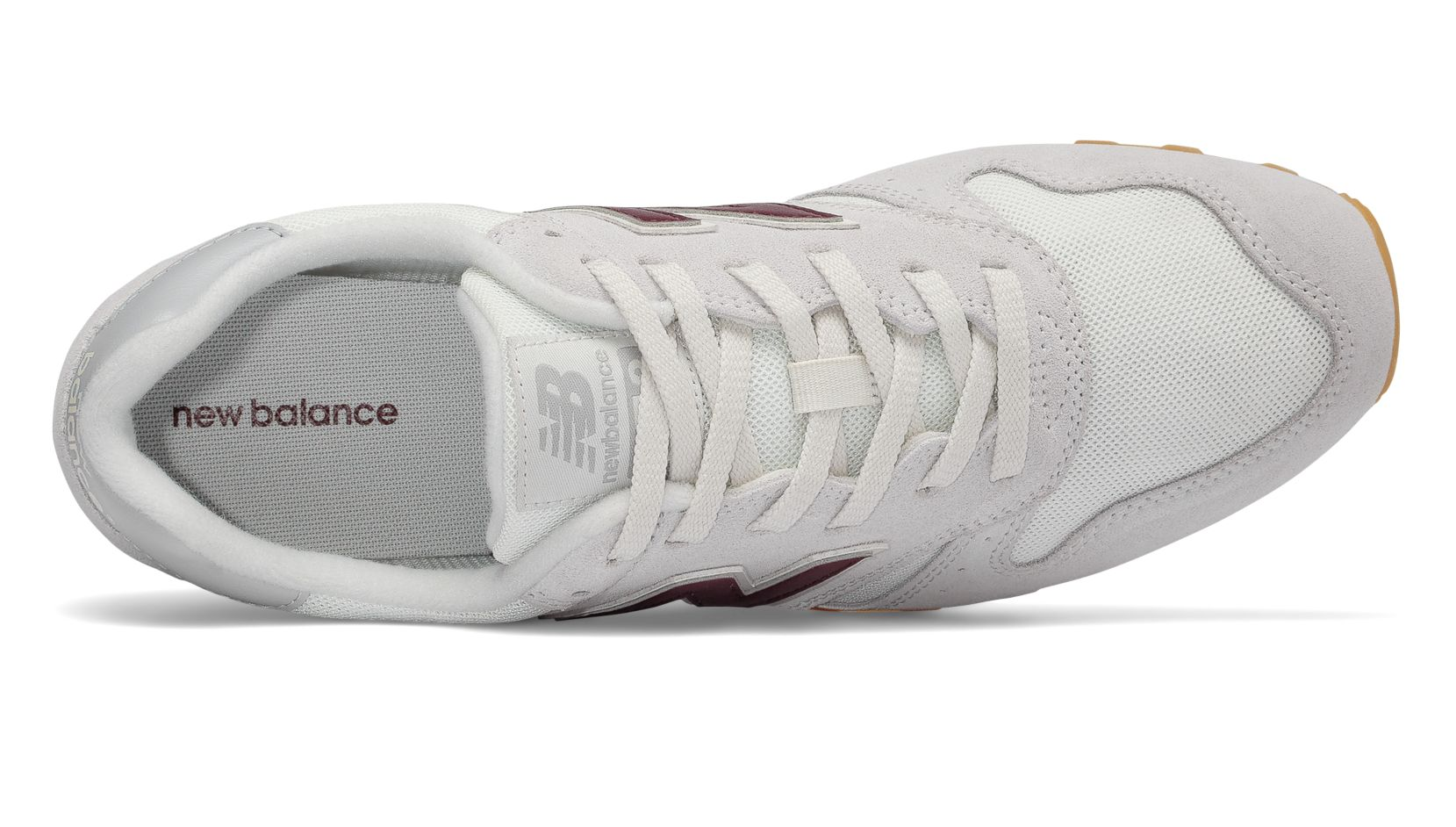 new balance 373 off white