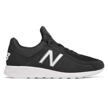 New Balance 4040 Lifestyle, Black with White