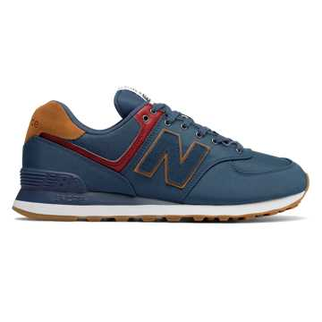 New Balance 574, Moroccan Tile with Brown Sugar