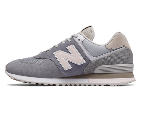 cf0c6f5a32a3e NB 574 Retro Surf, Gunmetal with Steel & Pink