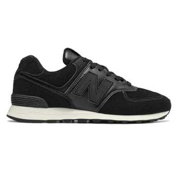 New Balance Chinese New Year 574, Black with White