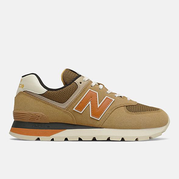 New Balance 574系列男女同款复古休闲鞋, ML574DHG