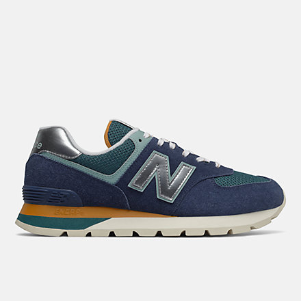 New Balance 574 Rugged, ML574DHL image number null