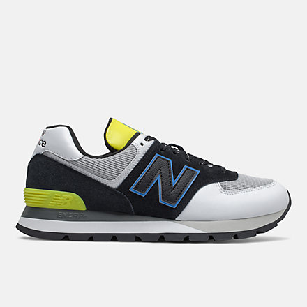New Balance 574 Rugged, ML574DNI image number null
