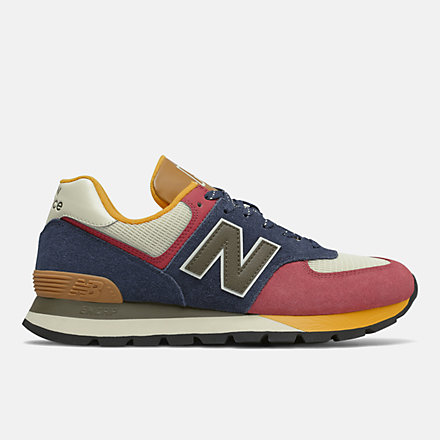New Balance 574 Rugged, ML574DNY image number null