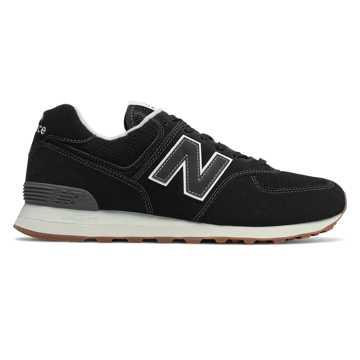New Balance 574, Black