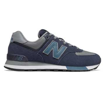 New Balance 574, Pigment with Gunmetal