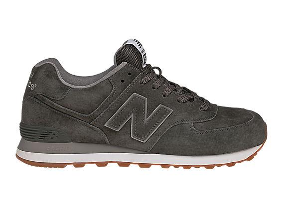 new balance 574 gum sole