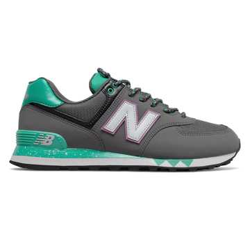 New Balance 574, Magnet with Verdite