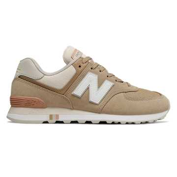 New Balance 574 Summer Shore, Hemp with Desert Sand