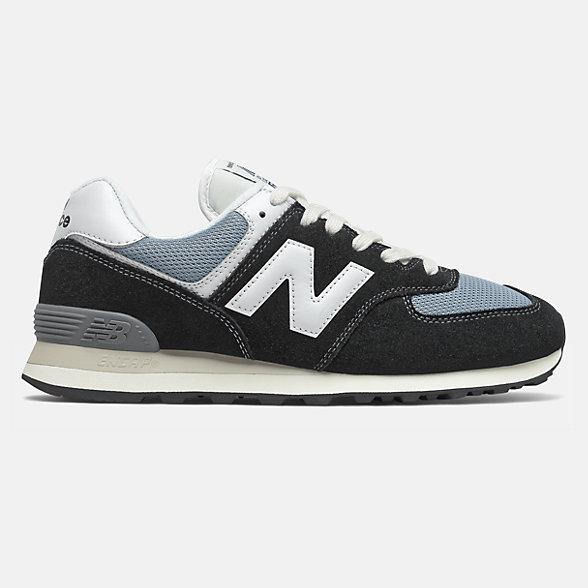 New Balance 574系列男女同款复古休闲鞋, ML574HF2