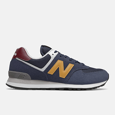 New Balance 574, ML574HW2 image number null