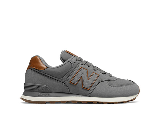 Herren New Balance Sneaker | ML 574 Castlerock Moonbeam