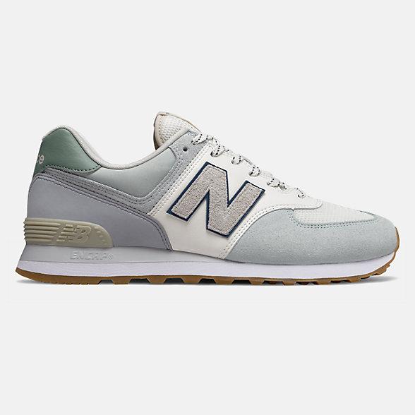 New Balance 574 V2系列男女同款复古休闲运动鞋, ML574NFS