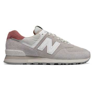 New Balance 574 Peaks to Streets, Sea Salt with Moonbeam