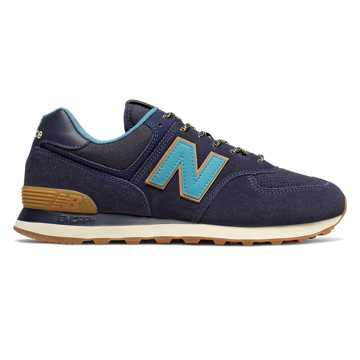 New Balance 574, Pigment with Cadet