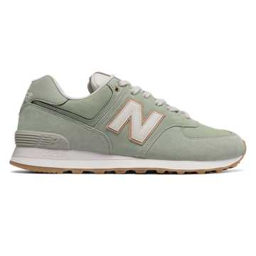 New Balance 574 Natural Outdoor, Silver Mint with Moonbeam