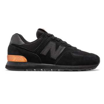New Balance 574 NYC Marathon, Black