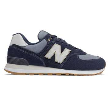 New Balance 574, Pigment with Moonbeam